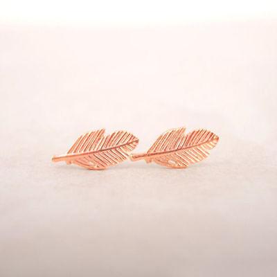 Fashion Women's Girl 925 Silver Sterling Earrings Cute Ear Stud Jewelry Gifts 10