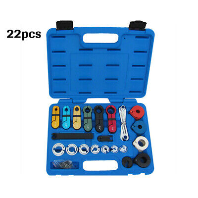 22x Fuel Oil Transmission Line Disconnect Tool Set Kit For A//C Air Conditioning