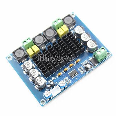 DC12V~24V TPA3116D2 Subwoofer Digital Amplifier Board Stereo Audio Module S1I6