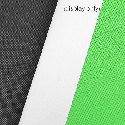 Photography Background Stand Kit + Photo Studio Black White Green Backdrop Set 7