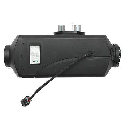 5KW 12V Diesel Standheizung Luftheizung Air Heater Heizung PKW LKW LCD Schwarz 1