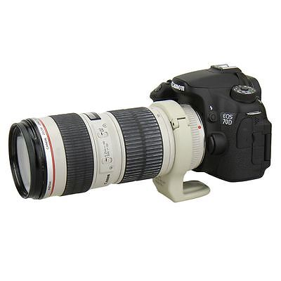 JJC TR-1 II Tripod Mount Collar Ring for Canon EF 70-200mm f/4L,70-200mm f/4L IS