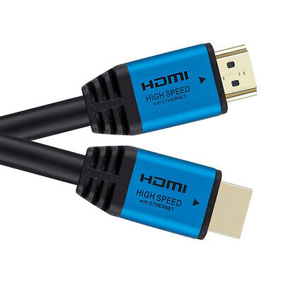 Premium Câble HDMI v2.0 0.5M/1M/1.5M/2M-10M HIGH SPEED 4K UltraHD 2160p 3D HDR 4
