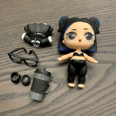 rare Lol Surprise DUSK 3-007 Big Sister Series 3 Black Dress doll toy girl gift
