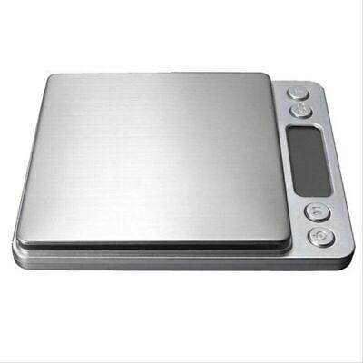 Portable 3000g x 0.01g Mini Digital Scale Jewelry Pocket Balance Weight Gram LCD 4