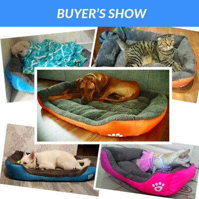 Pet Dog Bed Orthopedic Large Dog Beds Dog House Nest Kennel for Cat Puppy XXXL 11