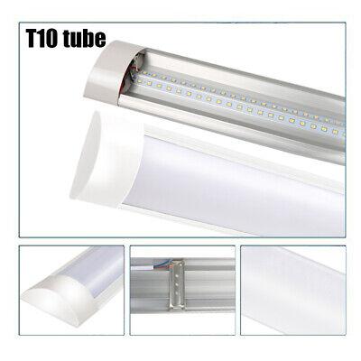 DLU 10W LED T8 Fluorescent 4000K Clear DL2T10-4//C