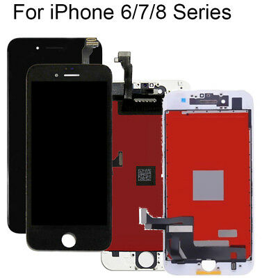 OEM iPhone 6 6s 7 8 Plus Lcd Accembly Digitizer Complete Set Screen Replacement 7