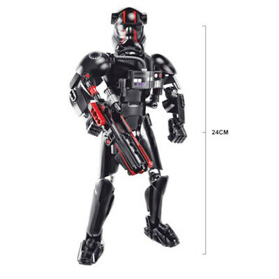 Star Wars Buildable Action Figure Darth Vader Stormtrooper Chewbacca Toy For Kid 12