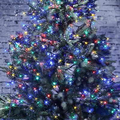 Mini Weihnachtsbaum Mit Batterie.Mini Weihnachtsbaum Led Farbwechsel Glasfaserlichtern Usb Oder Batterie Betrieb