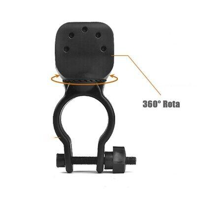 Metal Detector PIN POINTER Holder Flashlight Mount Metal Detecting Accessories 4
