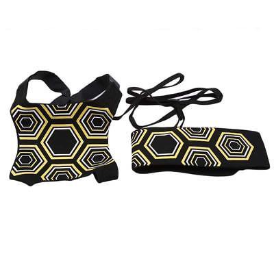 Football Trainer Sports Practice Skill Self-training Aid Equipment Waist Belt LC 8