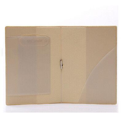 Organizador de pasaporte protector Funda cascara para tarjeta ID card_S 4