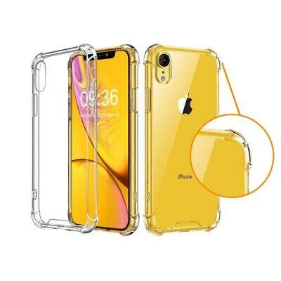 Coque Iphone Xr Xs Max Silicone Tpu Antichoc Renforcé Etui Housse Protection 3