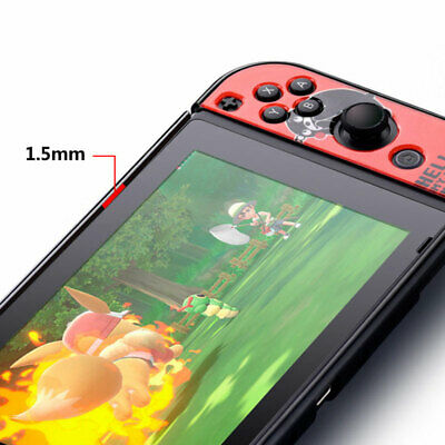 Pokemon Series Plastic Protective Shell Cover Case for Nintendo Switch & Joy-Con 5