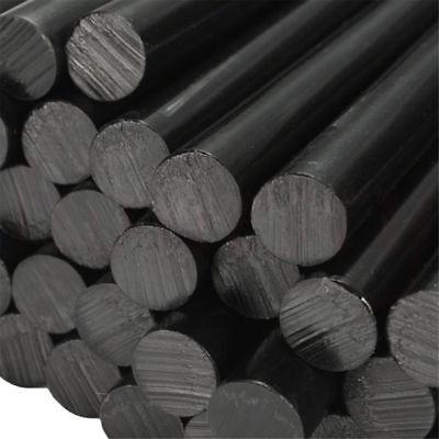 2~30x Black Hot Melt Glue Sticks 270 x 11mm Adhesive Craft Heating Glue Gun Tool 4