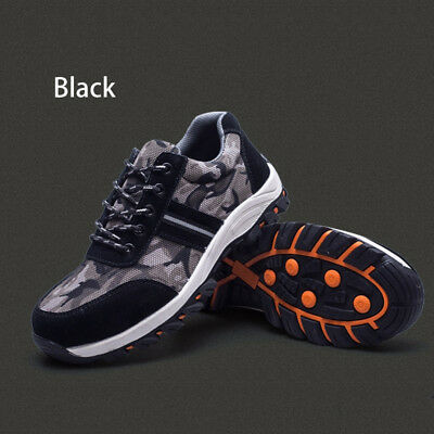 Indestructible Bulletproof Ultra X Protection Men's Work Labor Shoes Steel Toe