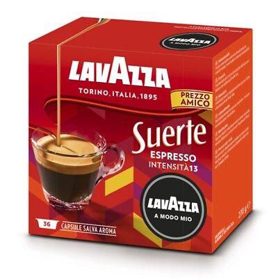 144 original capsules Lavazza A Modo Mio espresso coffee pods 6 flavour 36 108 8
