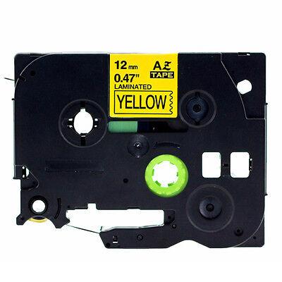TZe-231 TZ-231 P-touch Kompatibel für Brother Beschriftungsbänder 12mm 6