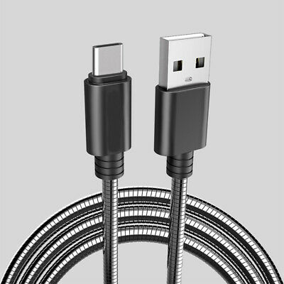 USB-C Type C 3.1 to USB 3.0 Fast Charging Stainless Steel Cable For Mac Nexus 3