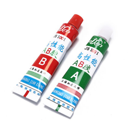 2x ultra strong ab epoxy adhesive glue spatula strong ceramic glass rubber CW 3