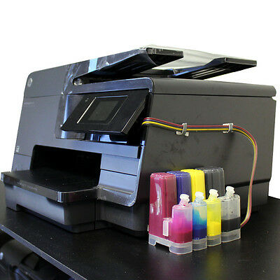 Ciss Continuous Ink System For Hp Officejet Pro 8600 8610
