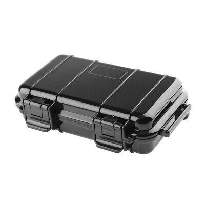ABS Plastic Waterproof Shockproof Sealed Storage Case Outdoor Tool Dry Box 5