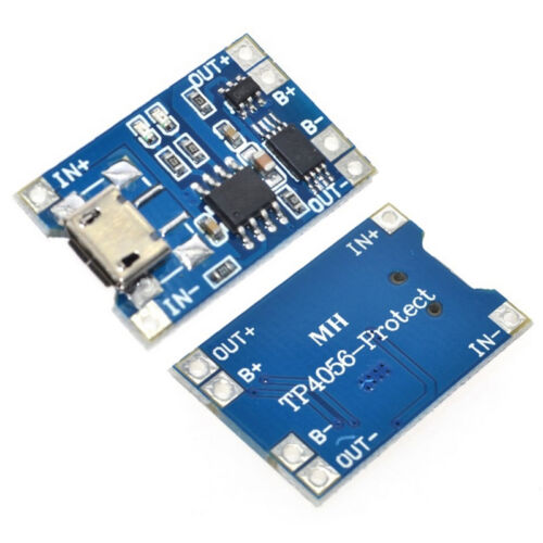 10X 5V 1A TP4056 Electronic Lithium Battery Charging Module USB Board Nett K1V8
