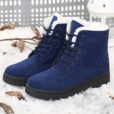 lowest price e333b 39cdd DAMEN WINTER SNEAKER Boots Turnschuhe Stiefeletten Gefüttert Winterschuhe  35-43