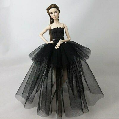 Fashion Costume Clothes For 11.5in. Doll Dress Party Dresses Outfits 1/6 Doll 5