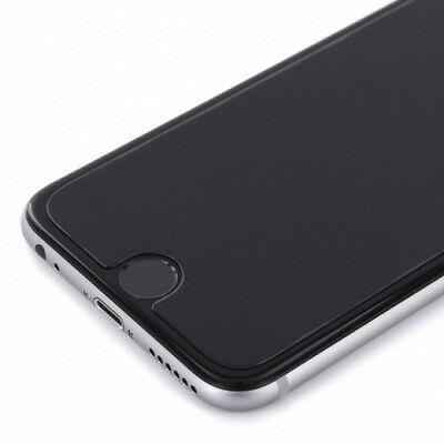 Vitre protection verre trempé film écran pour iPhone 8 7 6S 6 Plus 5 X XR XS MAX 4