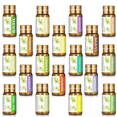 KIUNO Essential Oil 100% Pure & Natural Aromatherapy Fragrance Essential Oils 2