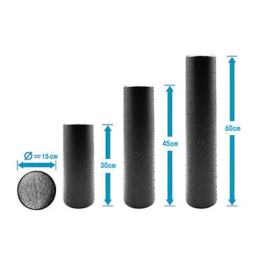 High Density Heavy Use Foam Roller Column Extra Firm For Yoga Exercise Massage