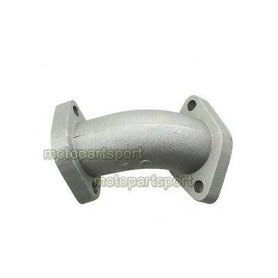 26mm Manifold Intake Pipe For Chinese 110 125 140 150cc Pit Dirt Bike Stomp SSR