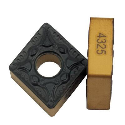 PM 4225 Carbide inserts lathe tool 10pcs CNMG 432-PM Grade 4225 CNMG 1204 08