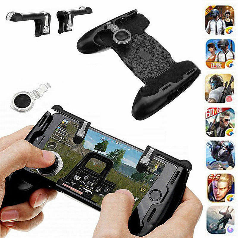 PUBG Mobile Phone Game Trigger Controller Joystick Gamepad for Android IOS Game 3