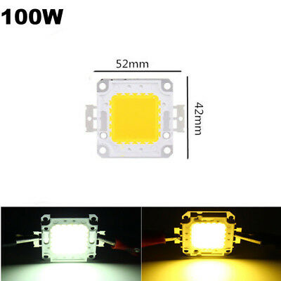 10W 50W 100W LED Lamp Light COB SMD Bulb Chip 20W 30W 70W High Power DIY 12-36V 11