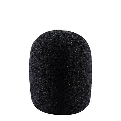 5 X  High Quality Microphone Windscreen Foam Mic Cover Extra Thick 15mm 7