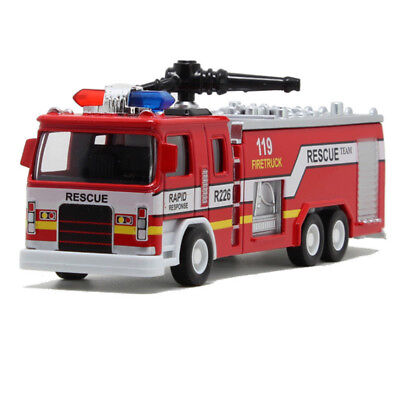 Toys For Boys Kids Children Fire Truck for 3 4 5 6 7 8 9 10 Years Olds Age Xmas 6