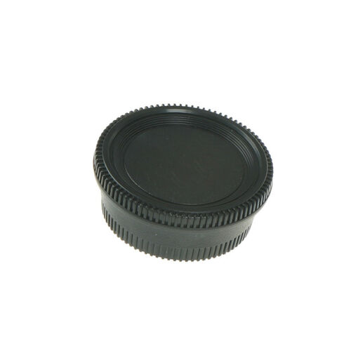 Camera Body Cover Lens Rear Cap For Nikon F D7100 D5200 D5300 D3200 D3300 In UK