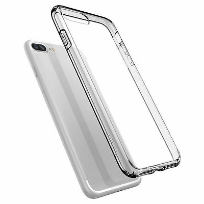 Ultra-Thin Clear Soft Silicone TPU Transparent Case Cover For iPhone 6S 7Plus XR 4