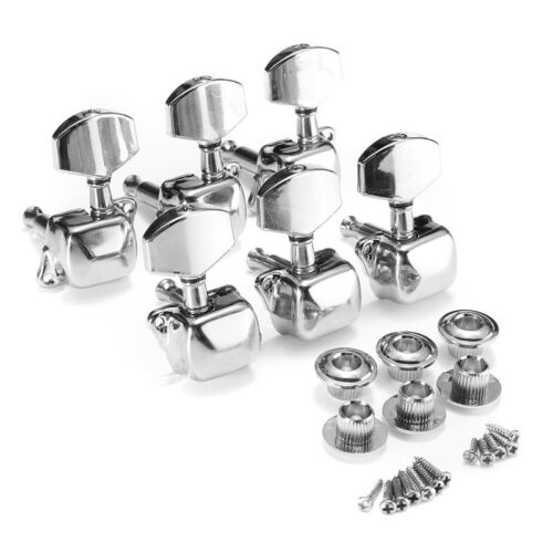 Acoustic Guitar String Semiclosed Tuning Pegs Tuners Machine Heads Music 1pc 12