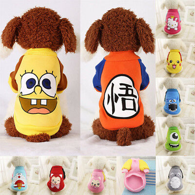 Chihuahua Puppy Sweater Coat Clothes For Small Pet Dog Warm Clothing  Apparel 6