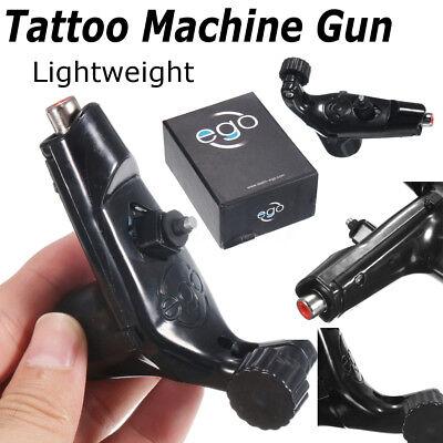 EGO Profi Rotary Tattoo Grun Tattoomaschine Tätowierung Maschine Gun Schwarz
