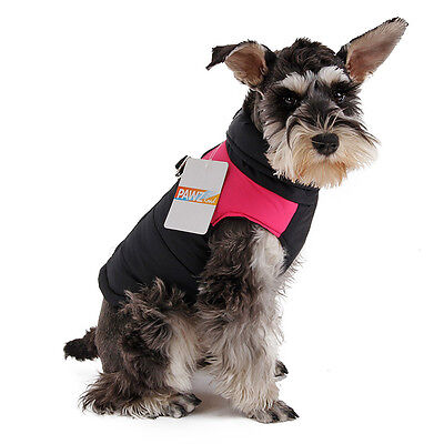 Pet Dog Vest Clothes Small Puppy Dogs Winter Warm Waterproof Jacket Coat Apparel 12