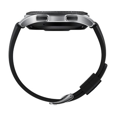 BUNDLE Samsung Galaxy Bluetooth Watch 46mm Silver SM-R800NZSCXAR 7