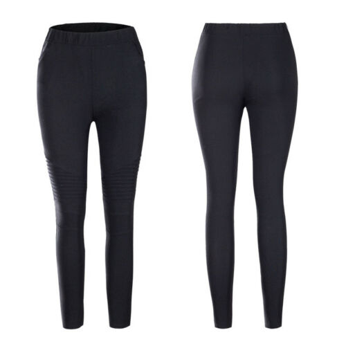 damen skinny bleistift hose stretch leggings zerrissene hosen jeggings treggings eur 3 49. Black Bedroom Furniture Sets. Home Design Ideas