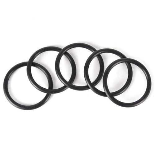 4Pcs Rubber O-Ring FastenerKit High Strength Bumper Quick Release ReplacementGK 7