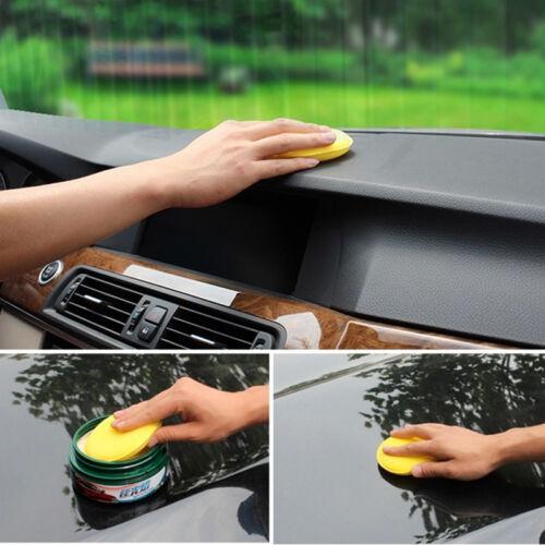 12 polonais cire mousse éponge applicateur tampons voitures véhicule verre clean