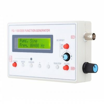 DDS Function Signal Generator Sine+Triangle+Square Wave Frequency 1HZ-500KHz New 3